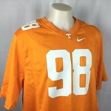 ea9d223b449 Tennessee Volunteers Nike Mens Football Jersey Vols Orange XL