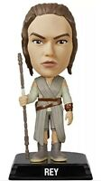 STAR WARS: Wacky Wobbler Bobble Head REY E7 TFA Episode 7 The Force Awakens