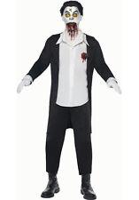 Living Dead Dolls Haemon Horror Men's Vampire Doll Adult Costume Size Small