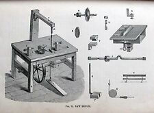 Rare Vintage Book CARPENTRY AND JOINERY FOR AMATEURS. Woodwork Tools Craft Hobby