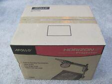 "Apollo Horizon 2 Overhead Projector 2000 Lumen Output 10 x 10"" Open Head V16000M"