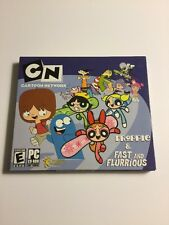 Cartoon Network: Dropple & Fast and Flurrious (PC, 2007)