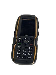 Sonim XP Strike XP3410 Sprint Rugged Waterproof Phone Bluetooth Used Untested