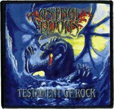 """Astral Doors """" Testament of Rock """" Parche/parche 602238 #"""