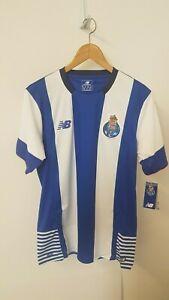 FC Porto Men's Home Football Shirt 2015-2016 Season - BNWT - WSTM609