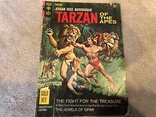 Tarzan, Gold Key, Vol 1 #161 VG