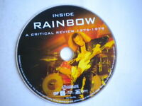 RainbowInside A critical review 1975 – 1979DVD2003rock heavy metalmusic