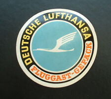 Lufthansa Collectable Airline Stickers