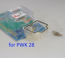 OKO Parts, Clear float Bowl  for OKO KEIHIN YSN PWK 28mm