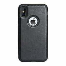 Funda delgada de cuero PU para iphone 11 XS Max XR Fundas ultrafinas X 8 para ip
