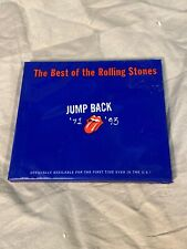 Beat Of ROLLING STONES SEALED Jump Back: The Best Of - '71-'93 Brand New