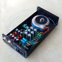 50VA HIFI Ultra-low Noise Linear Power Supply DC5V 9V 12V 15V 18V 24V LPS PSU
