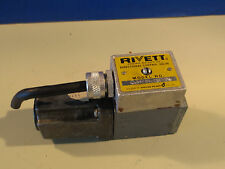 RIVETT DIRECTIONAL CONTROL VALVE 6553-01-CGL-70 SINGLE SIDED