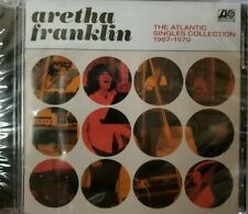 New: ARETHA FRANKLIN - The Atlantic Singles Collection 1967-1970 - 2 CD Set
