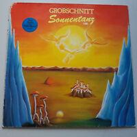 Grobschnitt - Sonnentanz Live Vinyl LP German 1985 1st Press Brain Kraut Prog