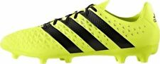 Men's Adidas ACE 16.3 FG Football Boots Size 9. Bright Yellow S79713
