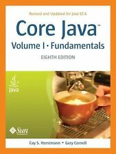 Core Java(TM), Volume I--Fundamentals (8th Edition)