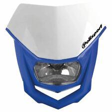 Blue MX Supermoto Enduro Headlight fits Suzuki RM250 04-11