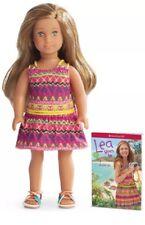 American Girl MINI Lea Doll And Book New GOTY 2016
