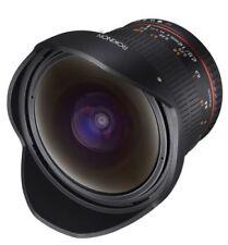 Objetivos ojo de pez Nikon para cámaras