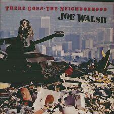 "JOE WALSH (EAGLES) "" THERE GOES THE NEIGHBORHOOD "" LP NUOVO WEA ITALY"