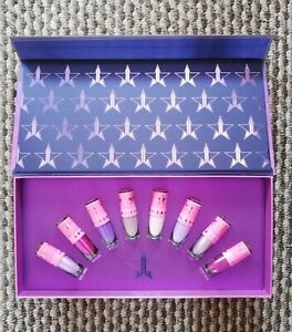 Jeffree Star Cosmetics Mini Purple Blood Lust Liquid Lipstick Bundle