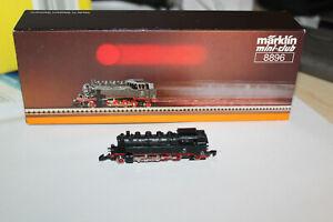 Märklin Z 8896 DB Tenderlok BR 85 173 - Top + OVP