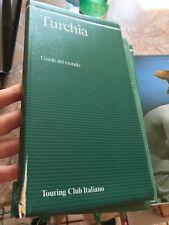 GUIDE DEL MONDO, TURCHIA - TOURING CLUB ITALIANO - 1990