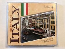 Music of Italy [Intersound] by Various Artists (CD, May-1995, Intersound)