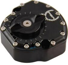 Powerstands Racing - 06-00851-22 - Steering Damper, Black