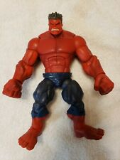Marvel legends Red Hulk BAF Loose