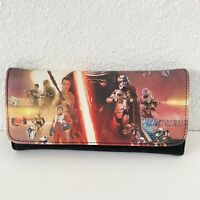 Star Wars Loungefly Wallet Force Awakens