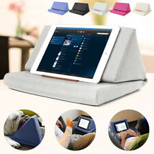 Foldable Pillow Tablet Read Holder Stand Foam Lap Rest Cushion Mount for iPad S