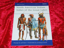 North American Indian Tribes of the Great Lakes~Mountain Men~Fur Trade~NEW