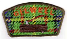GILWELL Woodbadge Scout Leader Training csp Mint Condition FREE SHIPPING