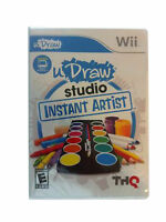 Wii: U Draw Studio Instant Artist