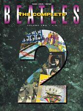 The Beatles Complete Volume 2 Sheet Music Piano Vocal Guitar Songbook  000356241