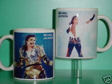 MICHAEL JACKSON - with 2 Photos - Designer Collectible GIFT Mug 03
