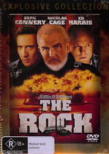 The Rock - Explosive Collection - Steel Slip Case - NEW DVD