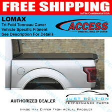 Access LOMAX Tri-Fold Cover for 07-17 Tundra - 5ft 6in w/o Deck Rail B1050039