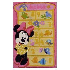 Tappeto cameretta Disney La Maestrina ABC Italia Minnie