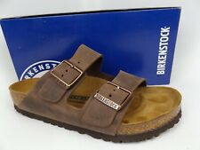 BIRKENSTOCK Arizona Bs Habana Leather Women's Sandals, SZ 8.0 M,   16682
