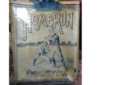 Collectible/Antique 1941 Cigarette Pack Home Run 20s Cigarettes (EMPTY)
