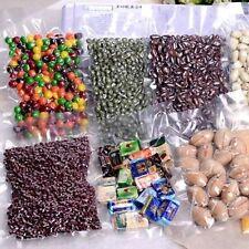 100Pcs 8x12cm Vacuum Seal Bags food grade plastic composite bag Food & $ saver