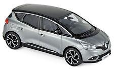 Renault Scenic 4. Generation 2016-18 Cassiopee Grey & Black 1:43 Norev