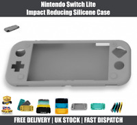 Nintendo Switch Lite Console Protective Silicone Soft Case Cover Body Shell Skin