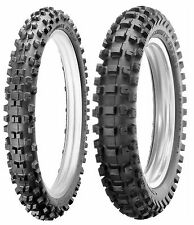 New Dunlop 90/90-21 & 110/100-18 Geomax AT81 Off-Road Tire Set