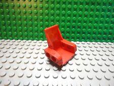 Lego mini figure 1 Red technic car truck vehicle chair seat