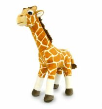 Korimco 55cm George Giraffe Kids Animal Soft Plush Stuffed Toy Orange 3y