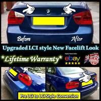 BMW 3 series PRE E90 Saloon / E91 Touring LCI Rear Light Tint 2005 - 2009
